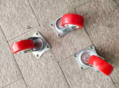 Sets of Wheels – Light and Heavy Duty – 300 Baht for All