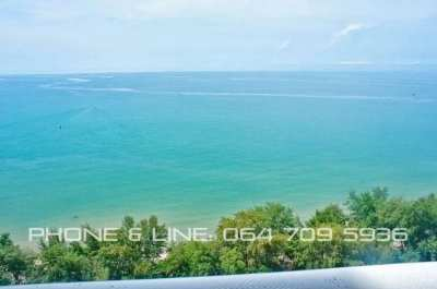 Good Price :: for Sale 50sqm. Beachfront Studio in Mae Ramphueng Beach