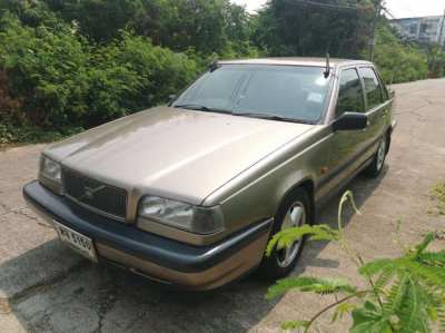 Volvo 850 Year 1996 Nice car, can continue use