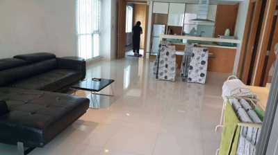 2 bedrooms condo North Pattaya for rent close to Wongamat Beach.