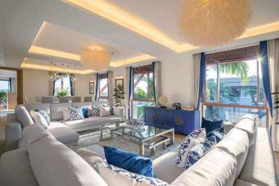 4 Bedroom Penthouse with Marina View