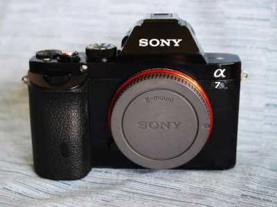 SONY Alpha a7S 4K in Box, Wi-Fi NFC Full-Frame