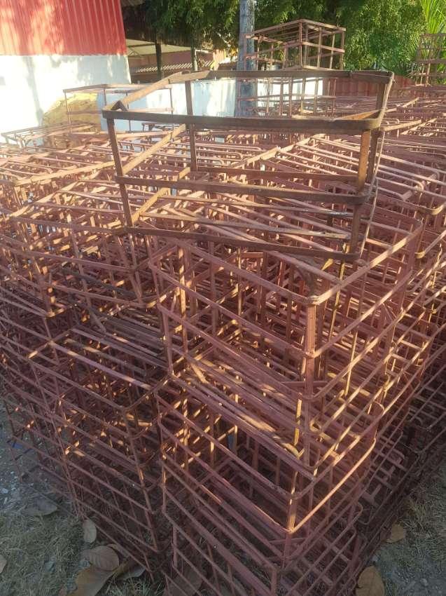 550 Mushroom Bag Crates for sale
