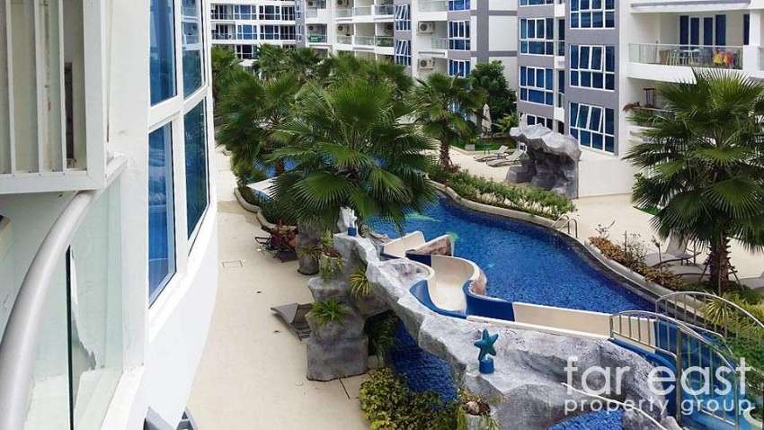Stylish Grand Avenue Pool View Two Bedroom For Rent