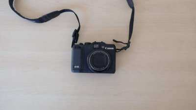 For sale, Canon G15 - Only 2 900 bahts
