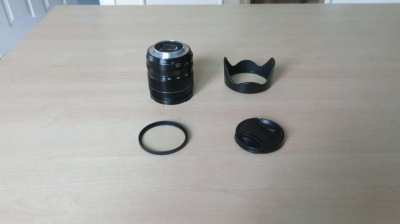 For sale, Fuji 18-55 mm F 2.8 – 4 lenses - Only 6 900 bahts