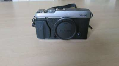 For sale, Fuji XE2, body only