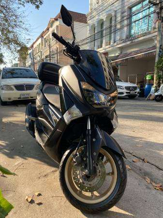 2018 Yamaha NMax 155cc Auto Scooter Motorcycle