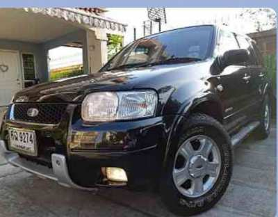 2004 Ford Escort 3.0 V6 XLT Auto 4WD