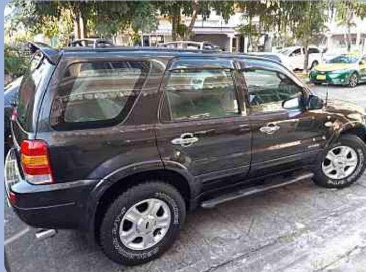 2004 Ford Escort 3.0 V6 XLT Auto 4WD