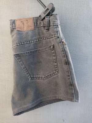 Route 66 Black Denim Jeans, High Waist Wide Leg Design