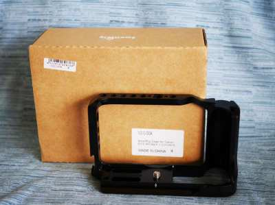 New SmallRig Cage for Canon EOS M6 Mark II in Box, CCC2515