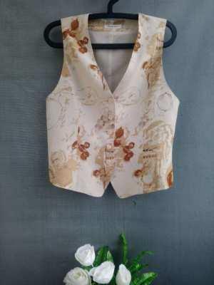 Vintage Vest, French Brand 'Amboise'