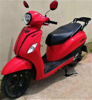 07/2020 Yamaha Grand Filano Hybrid 45.900 ฿ Finance by shop