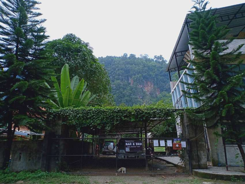 Mountain View Land and House for Sale Chiang Dao  Chiang Mai Good for
