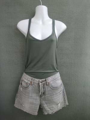 Ripped Jeans Brand Tank Jeans Size L (Made in Hong Kong)