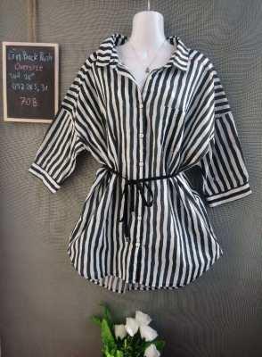 Oversize Shirt Dress, Comfort Cotton