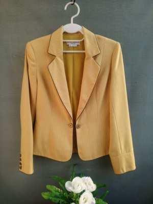 Yellow Mustard Woman Blazer Size S-M