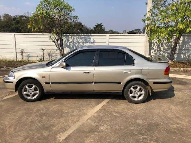 1997 Honda Civic VTEC **low km's** top condition