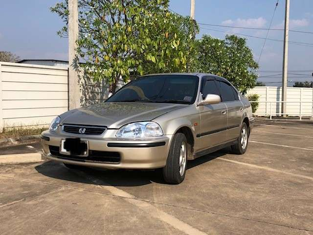 1997 Honda Civic VTEC **low km's** top condition