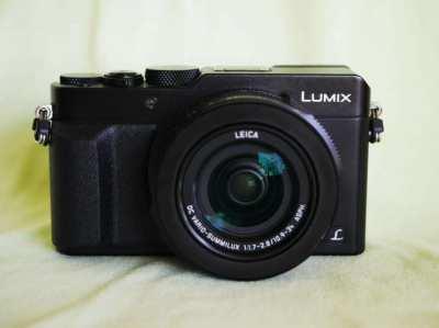 Panasonic Lumix DMC-LX100 in Box (analog Leica D-Lux Type 109)