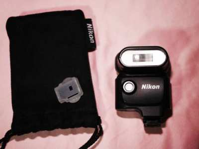 Nikon 1 Speedlight SB-N5 Flash for Nikon 1 Cameras