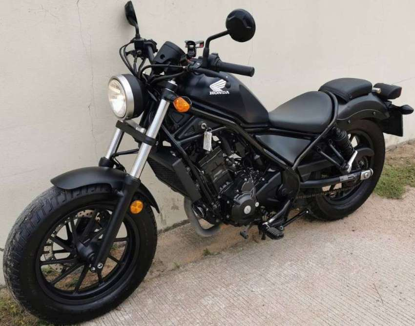 10/2018 Honda Rebel 300 81.900 ฿ Easy finance by shop