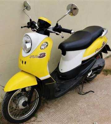 09/2009 Yamaha Fino 9.900 ฿
