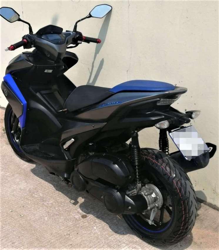 12/2019 Yamaha Aerox 155 ABS 49.900 ฿ Finance by shop