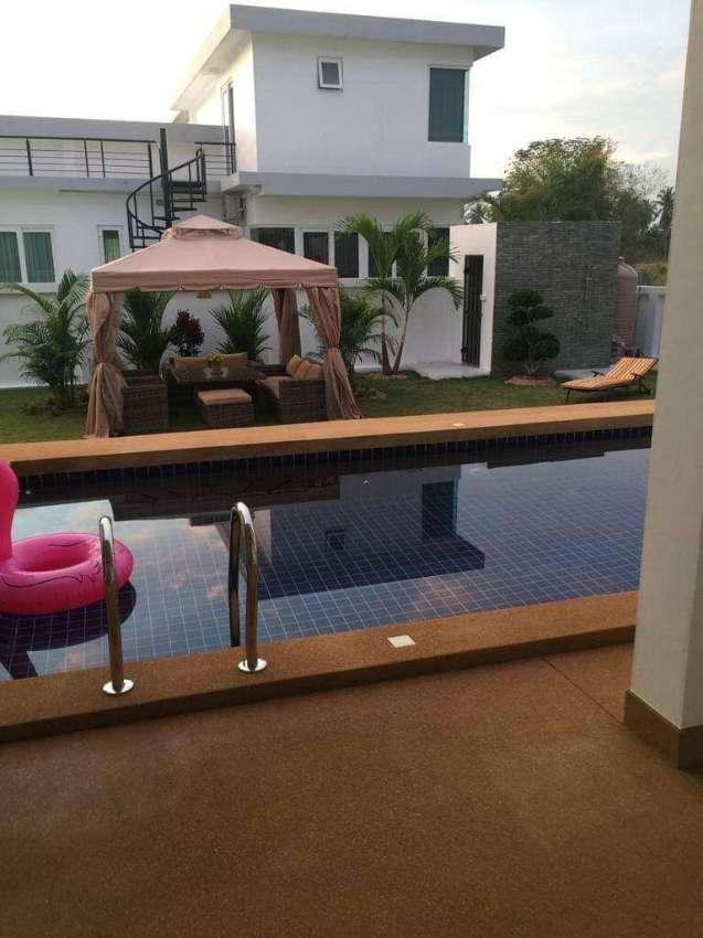 New  Pool Villa
