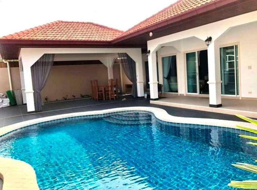 Pool Villa For Sale In Ekmongkol 8