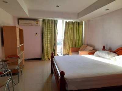 Condo Khao talo Pattaya, Studio room, Ready to move in.
