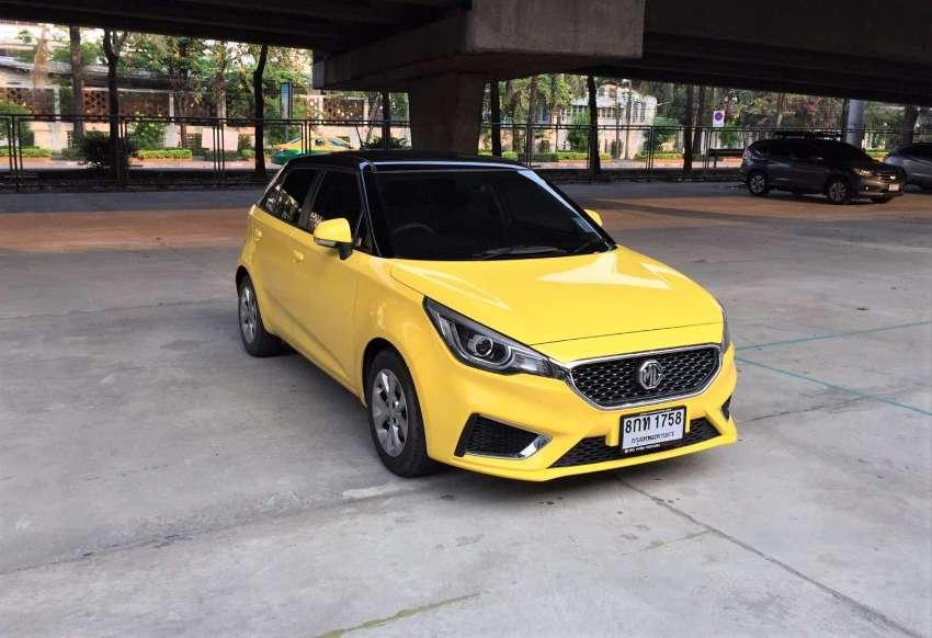 2019 MG3 1.5 D auto