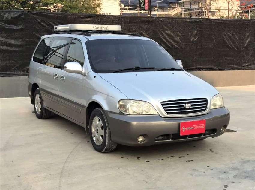 2004 KIA CARNIVAL 2.4 V6