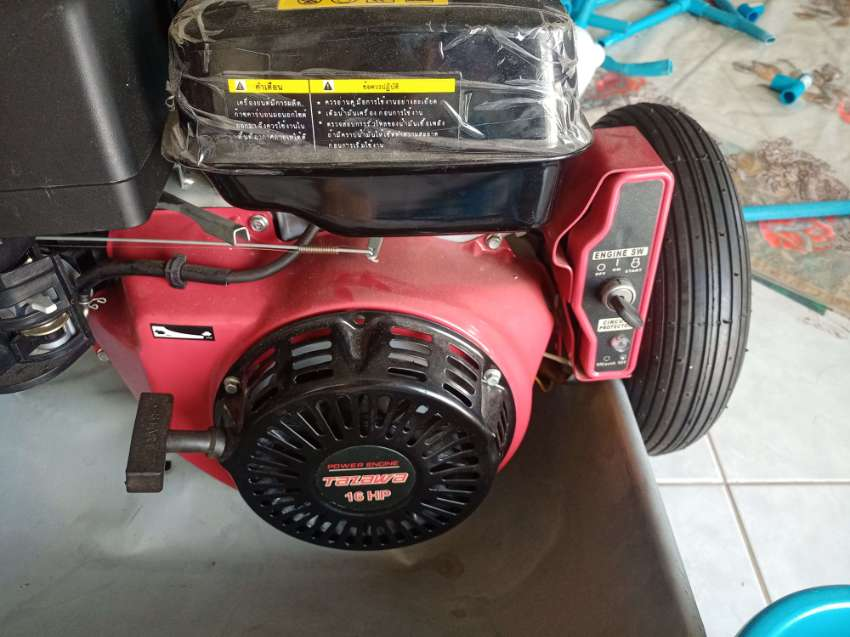 Complete longtail engine 16hp, electric start, 4 stroke