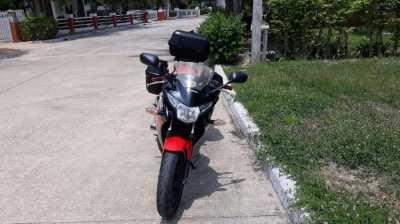 Verkaufe meine Honda CBR 250. Special Edition von Mugen.