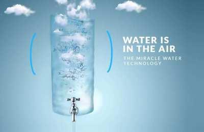 Make 30Liters Per Day of Pure Drinking Water at Home..