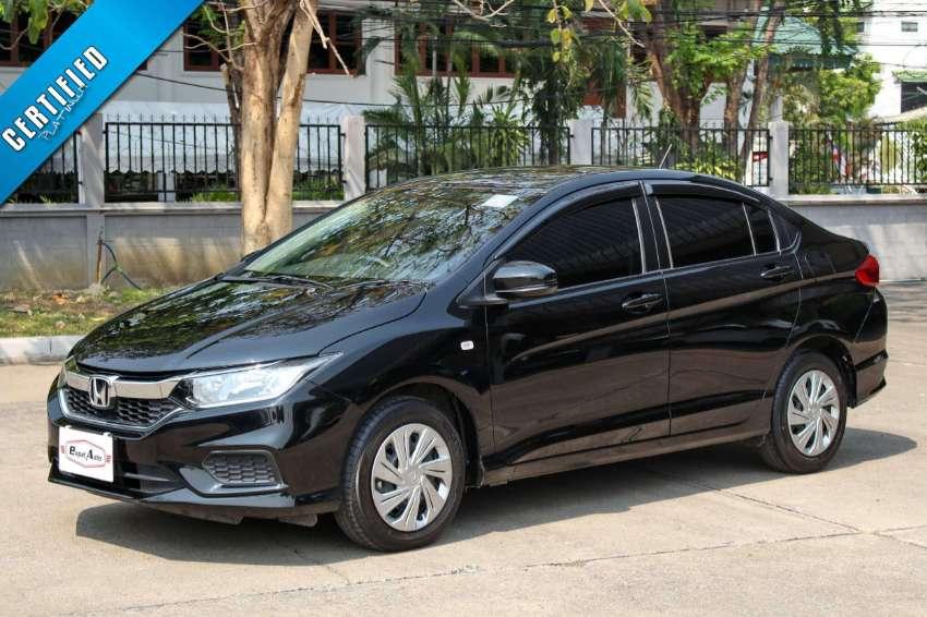 2019(mfd '19) Honda City 1.5 S A/T