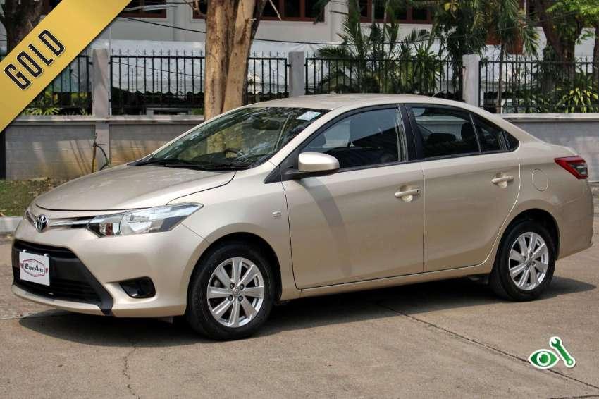 2014(mfd '13) Toyota Vios 1.5 E A/T