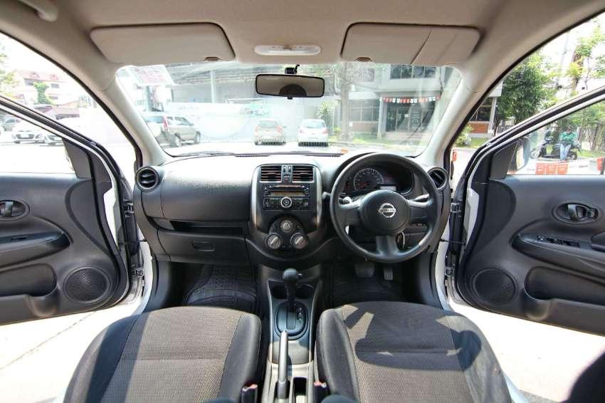 2013(mfd '13) Nissan Almera 1.2 E A/T