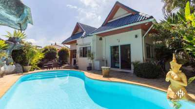 AFFORDABLE 3 BED POOL VILLA IN KATHU