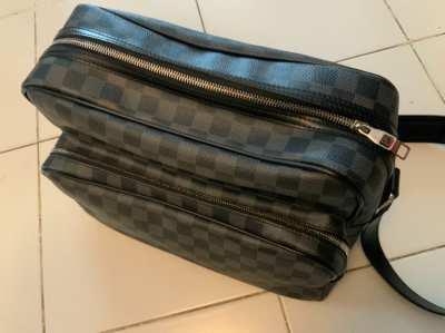 LV Men's Shoulder Bag and Brief Case