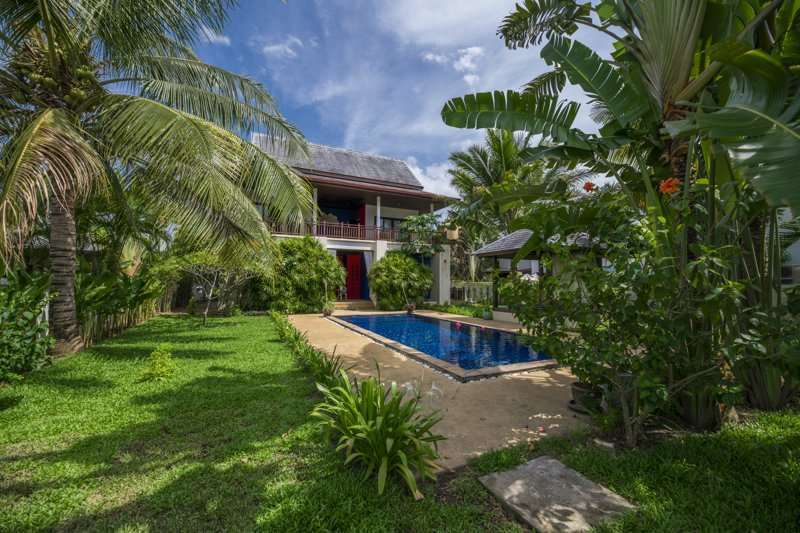 3 bedroom villa in 800 meters from beach