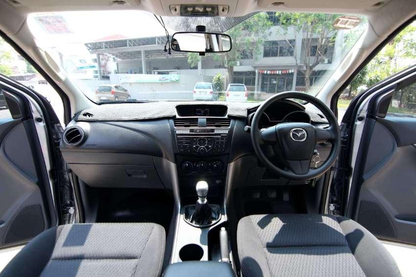 2019(mfd '19) Mazda BT50 Pro 2.2 Hiracer M/T