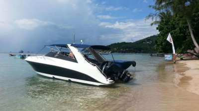 Privatley used speed boat. 4 stroke mercury engine only 200 hours.