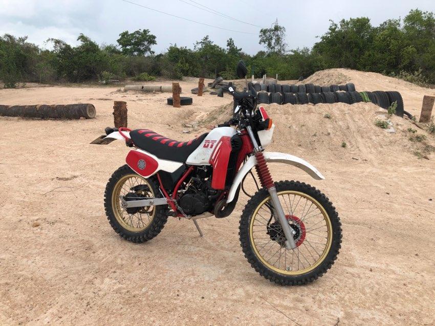 Yamaha dt200