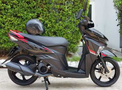 Yamaha GT125( August 2019) with warranty @Thb34999 only