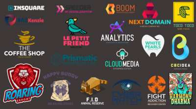 I will create a vibrant, stunning logo design for your business
