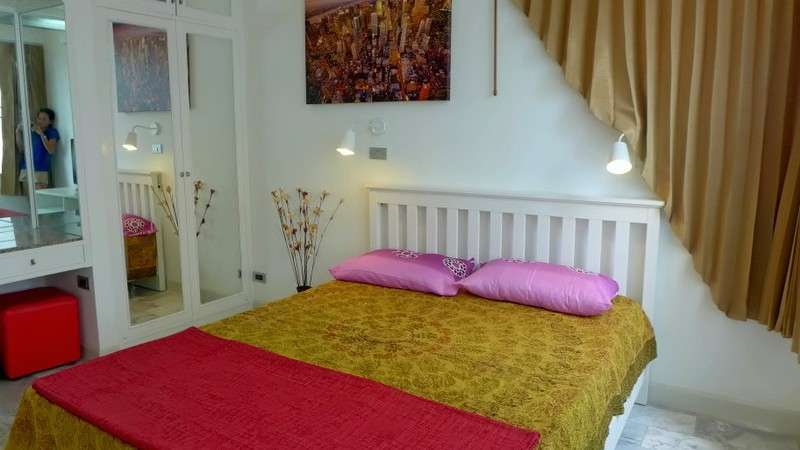 For Rent: You name the price - Beachfront 1 bedroom condo, Wong-Amat