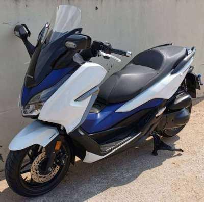 02/2019 Honda Forza 300 109.900 ฿ Easy finance by shop